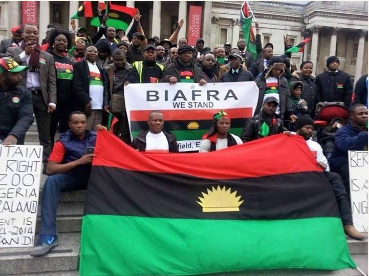 What is Biafra now called?