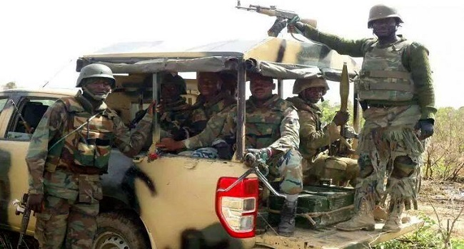"""regimentation in army The army has deployed troops in southern kaduna to halt the killings  """"we will continue to accord high priority to training, regimentation and."""