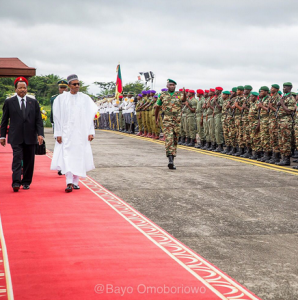Buhari-in-Cameroon-BellaNaija