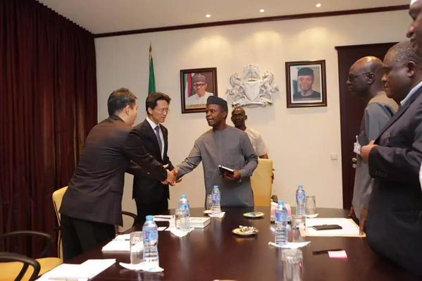 Image result for China to strengthen economic ties with Nigeria