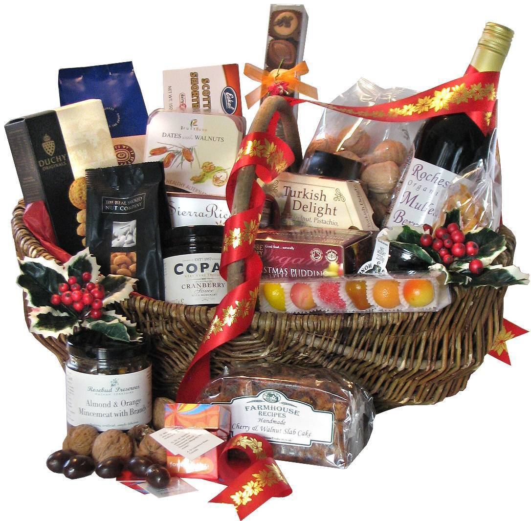 Hampers May Be Laden With Explosives Police Warns