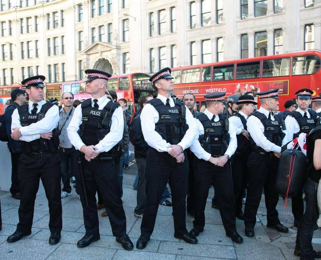London's Metropolitan police