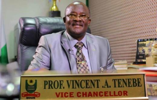 NOUN-Prof. Vincent-Ado-Tenebe