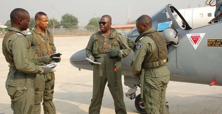 Nigeria-Airforce