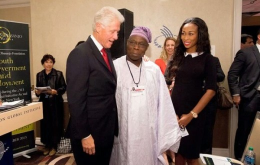 Obasanjo-and-Clinton