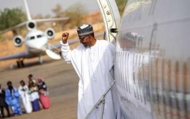 President-Buhari-plane