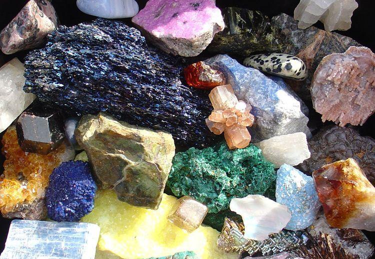 solid-minerals