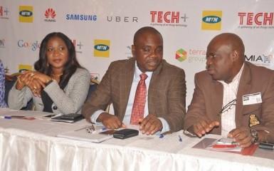 Tech-Plus-Press-Conference-Onyinye-Richard-and-Abiona