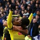 Watford-v-Tottenham