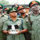 army boss'