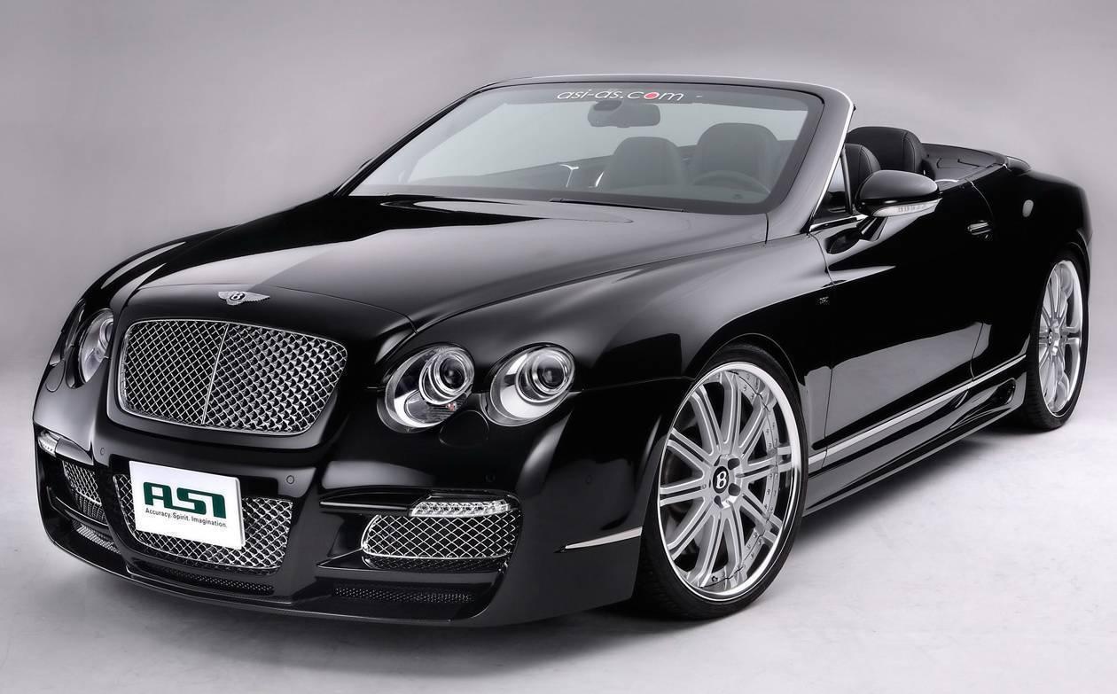 Nigerian Celebrities That Own A Bentley GT Car.