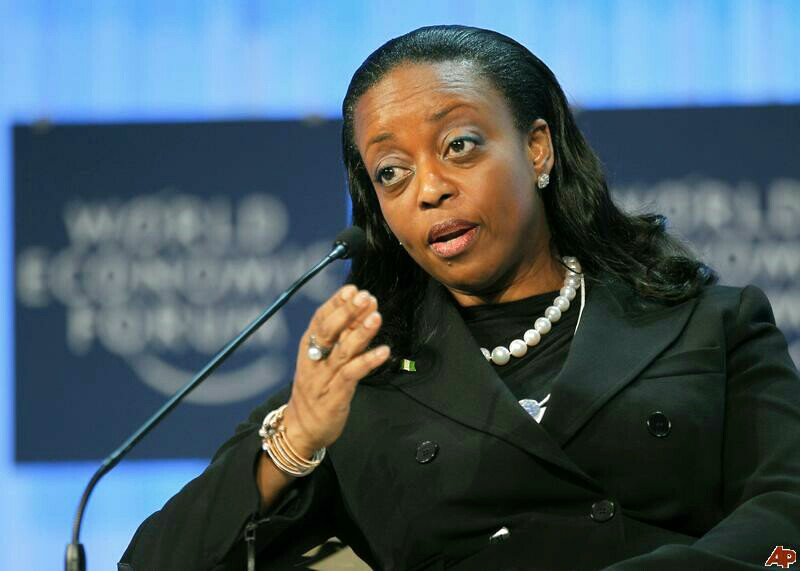 Image result for Diezani Allison-Madueke.