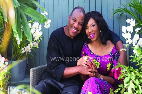 33rd Wedding Anniversary Gifts: Genevieve Publisher Celebrates 33rd Wedding Anniversary