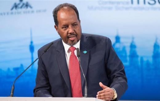 somali president