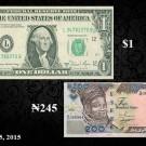 Devaluation of naira