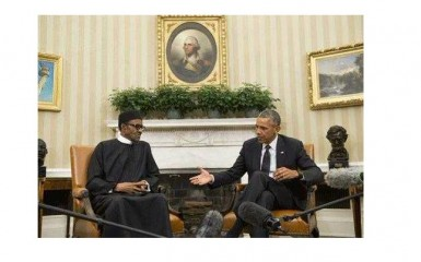 Obama Praised Buhari