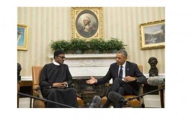 Obama Praised Buhari