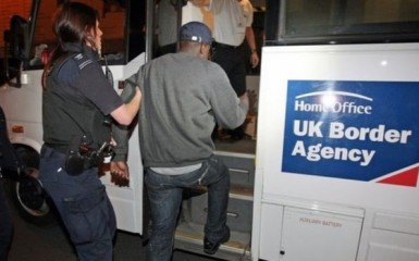 UK Immigration Bill, Illegal workers may face six months jail.