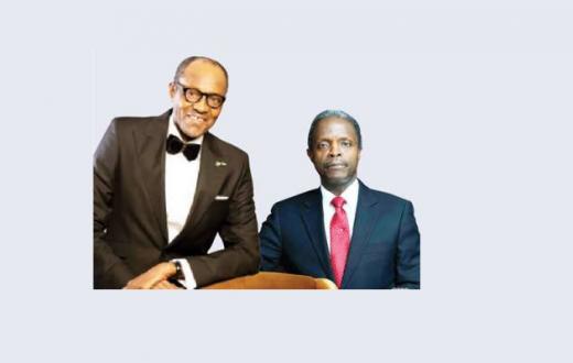 Buhari and osimbajo