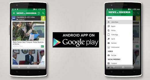 Nigeria News app