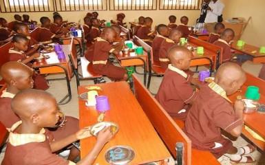 Free School Meal in Osun State