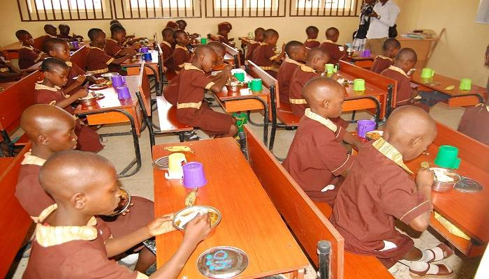 Free School Meal in Osun State
