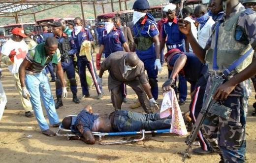 Damaturu Suicide Attack