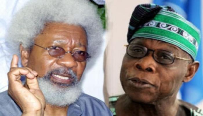 Obasanjo vs Soyinka