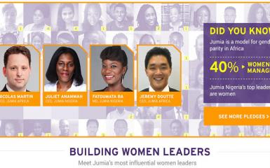 Jumia leaders