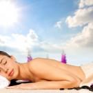 Spa, woman, relaxing.