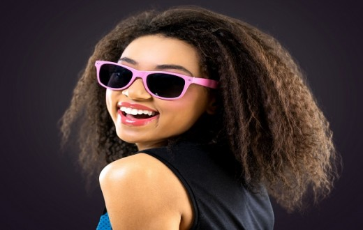 Afro, Women,healthy hair