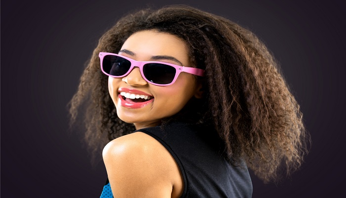 Afro, Women,healthy hair