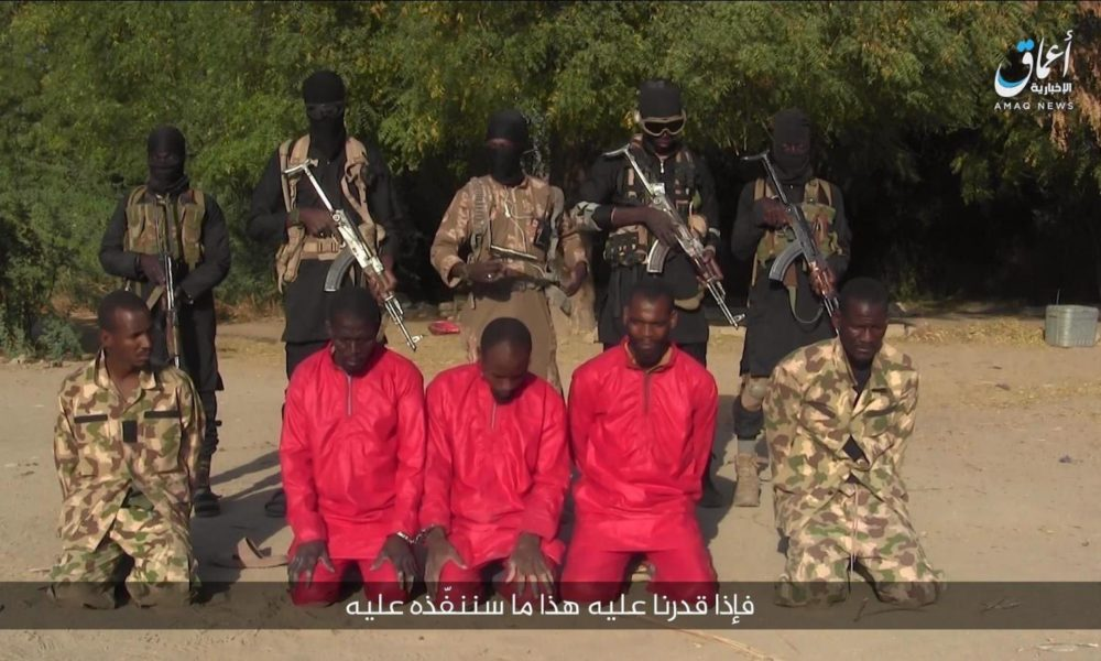 Boko Haram Sect Releases Execution Video News Of Nigeria
